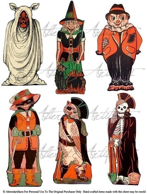 printable vintage halloween masks vintage halloween clipart many interesting cliparts