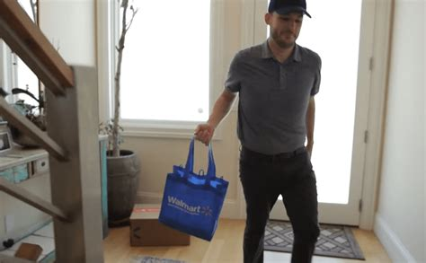 walmart home delivery walmart testing associate home