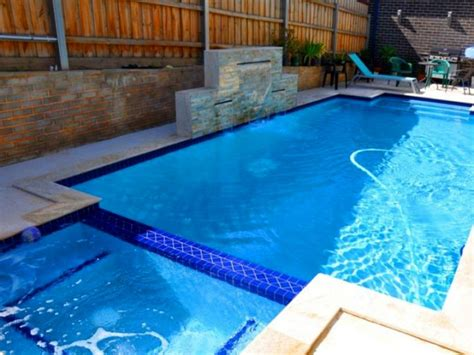 pool and spa designs geometric with linked jacuzzi pool with spa designs