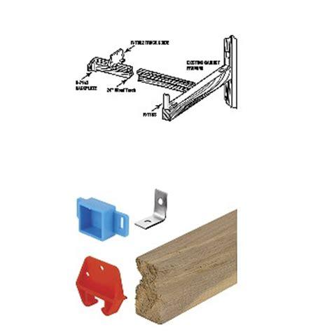 wooden drawer track kit drawer track kits hardware world