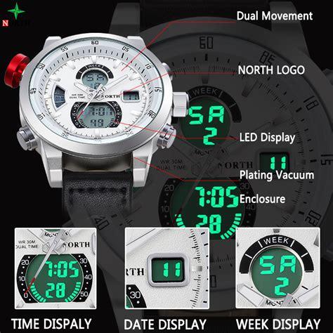 Jam Tangan Premium Sanda Sporty Pria Sd 289 1 jam tangan analog digital elegan 6015 2 black toko alsa