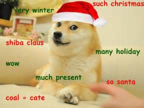 Doge Meme Christmas - friday fun with the doge meme pros write