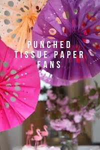 How To Make Tissue Paper Fans - paper fans 35 how to s guide patterns