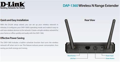 D Link Dap 1360e Wireless Lan Access Point With 2 Antenna 30054m d link dap 1360 wireless n300 access point dap 1360 mwave australia