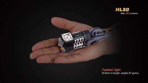Jual Fenix Hl50 Led Headl 365 Lumens Cree Xm L2 Led fenix hl50 headl fenix tactical led flashlights
