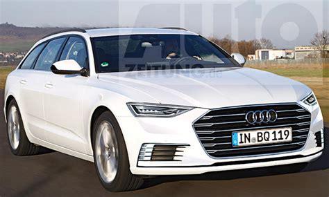 Neue Audi A6 audi a6 avant 2018 erste informationen update