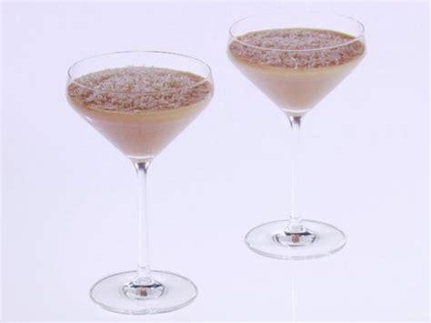 chocolate espresso martini white chocolate espresso vodka martinis recipe giada de