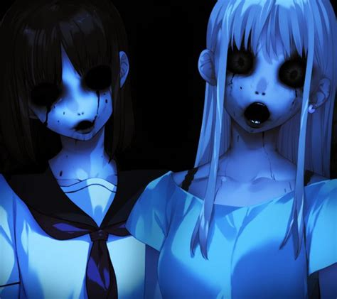 anime horor download horror anime girl wallpapers to your cell phone