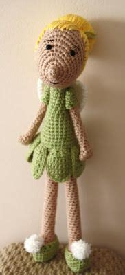 crochet amigurumi pattern tinkerbell free crochet pattern for this super adorable tinkerbell