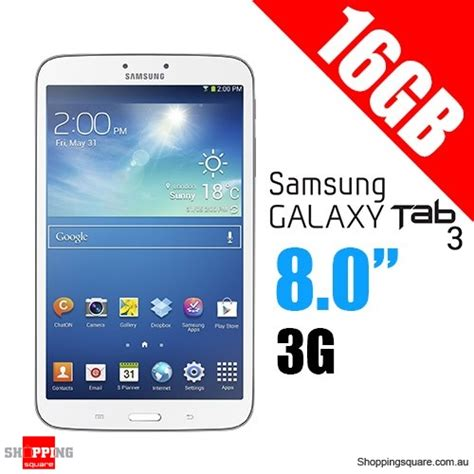 Samsung Tab 3 8 Inch T311 samsung galaxy tab3 t311 16gb white 8 inch 3g tablet