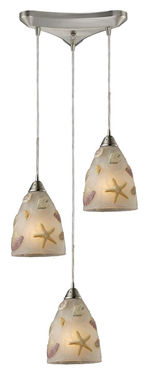 multi light fixture multi pendant light fixtures elk lighting 46017 3 danica