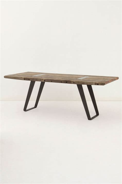 anthropologie lindo dining table 2998 project peri s
