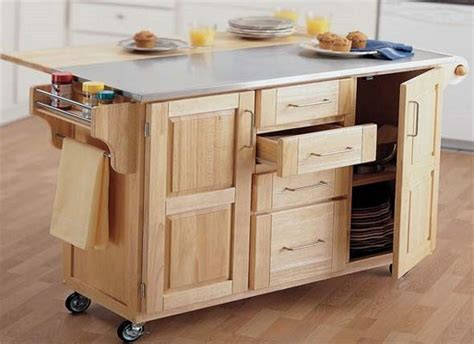 kitchen island on wheels with drop leaf droughtrelief org