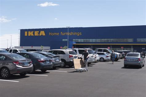 ikea parking lot ikea to hold all you can eat midsummer feast this month