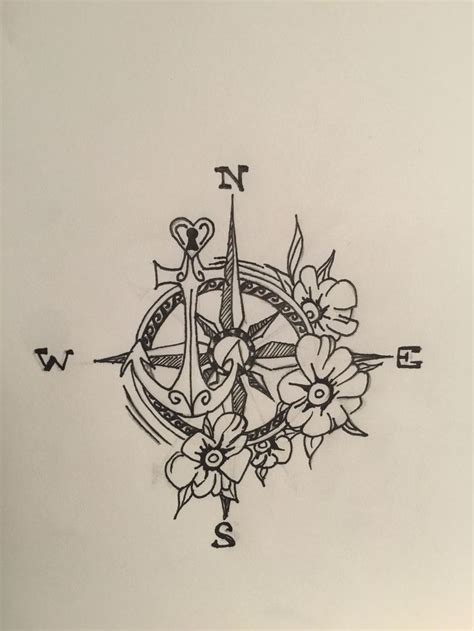 anchor tattoos with flowers best 25 anchor flower tattoos ideas on anchor