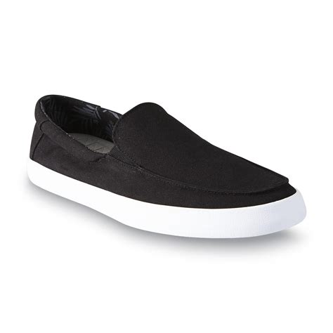 mens slippers at sears lify s belmont black loafer sneaker