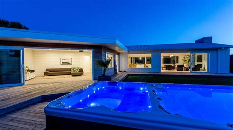 Beach House Layout With Pool ALL ABOUT HOUSE DESIGN : Modern and Relaxing Beach House Layout
