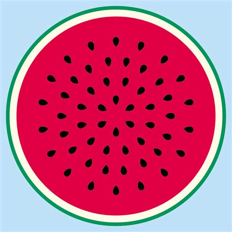 watermelon on the border watermelon vine border clipart panda free clipart images