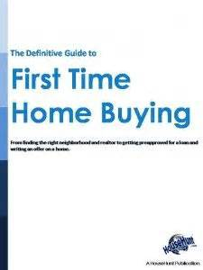 How To Qualify As A Time Home Buyer In 2018 by Checklist For Time Home Buyers Read The