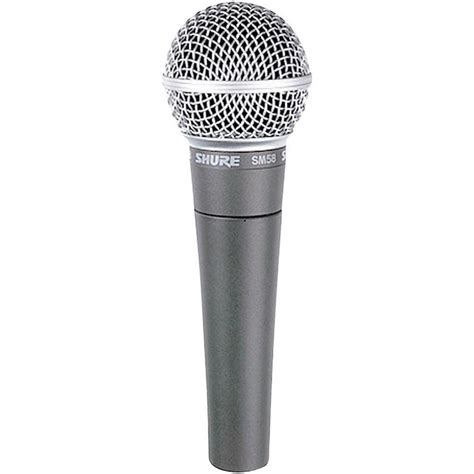 Shure Mic Microphone Kabel Sm 58 shure sm 58 wired dynamic vocal microphone from conrad