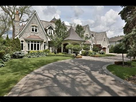 Luxury Homes For Sale In Oakville Luxury Oakville Houses For Sale 5 Bedroom Estate Home In