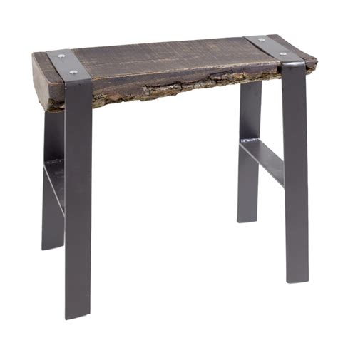 urban bench stone county ironworks urban forge bench 980240