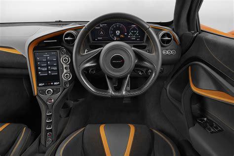 orange mclaren interior the new mclaren 720s ushers in a new era of super car