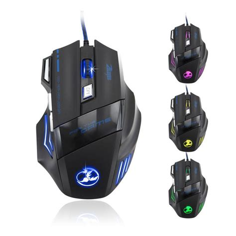Mouse Gaming Rapoo V 2 Wired 3200 Dpi Black Gaming Mouse Sale zelotes t 80 wired optical gaming mouse 3200 dpi smartystock