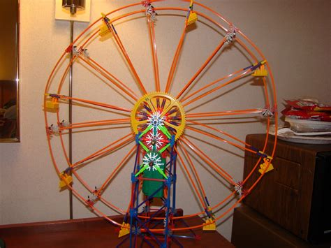 k nex light up ferris wheel at the fence k nex light up ferris wheel giveaway