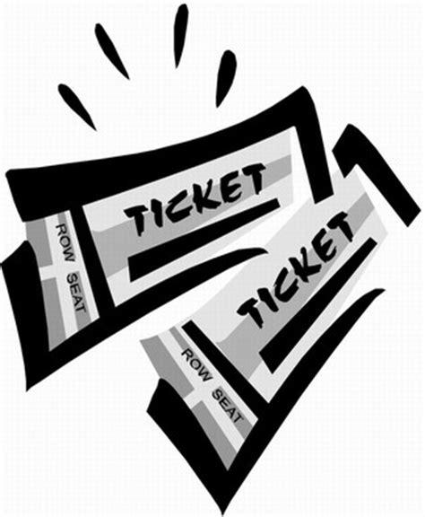 white musical tickets ticket clip clipart best