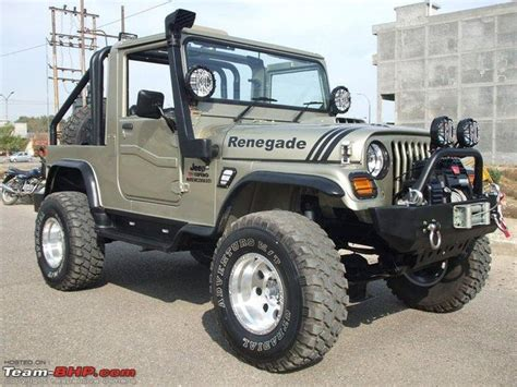 indian jeep modified modified jeeps of india outrageous to outstanding