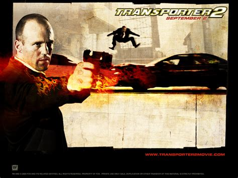 Transporter 2 2005 Film Jason Statham Jason Statham In The Transporter 2 Wallpaper 6 800x600