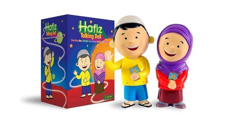 Hafiz Talking Doll Boneka Hafiz Talking Doll Cd Edukasi Parentin katyatoysreview hafiz dolls