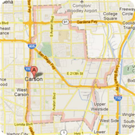 map of carson california orange county california map with cities quotes