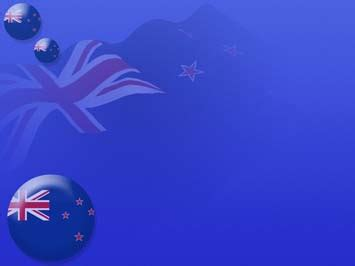 New Ppt Templates by New Zealand Flag 06 Powerpoint Templates