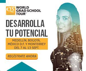 Qs World Mba Tour San Francisco by Top Master Los Programas De Mba Y Postgrado