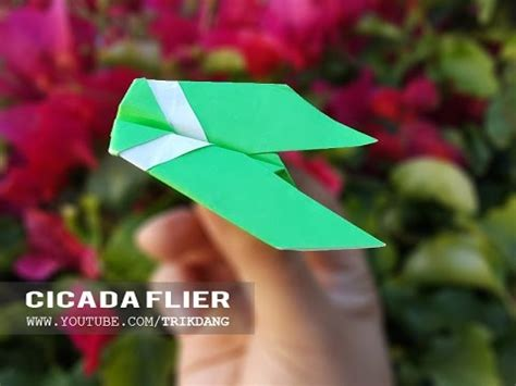 Origami Pronunciation - how to make a paper plane origami