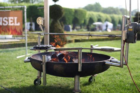 feuerschale funkenschutzgitter die feuerschale sens outdoor grills