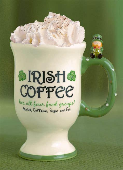 Day Coffee coffee mug with lucky leprechaun gift search