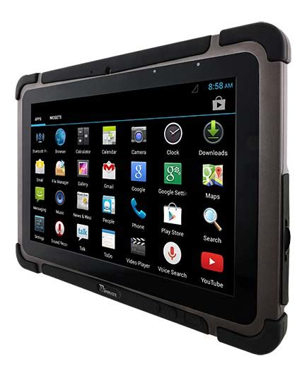 linux on android tablet winmate products