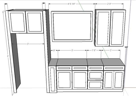 kitchen design with turbocad free cabinet cad drawings woodworking projects plans