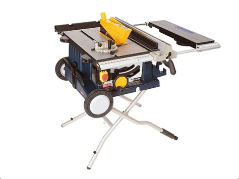 bench table saw reviews ryobi rybets1825l ryobi ets 1825 250mm bench saw folding