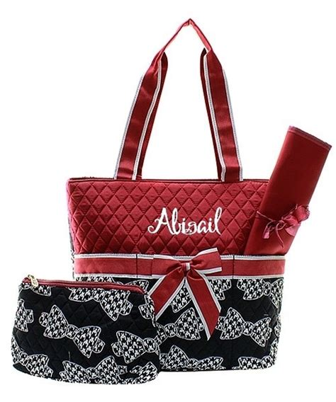 diaper bags personalized baby diaper bags for boysgirls personalized monogram quilted diaper bag changing pad