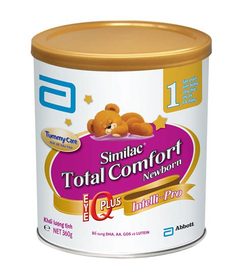 Total Comfort by Similac Total Comfort Sản Phẩm