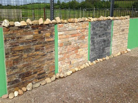Surface Solutions Ni Ltd Cladding For Garden Walls