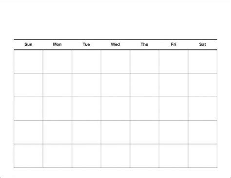 Calendar 7 Days Printable 7 Day Calendar Printable Calendar