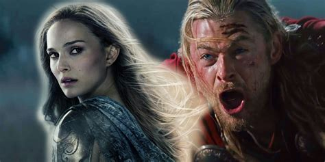 thor movie jane foster truck thor ragnarok what happened to jane foster screen rant