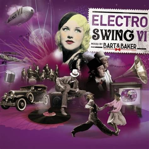 electro swing loops savages mana mana records radio show party series