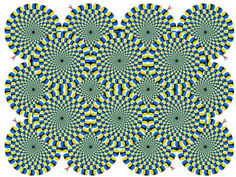 Optical Illusions   circles