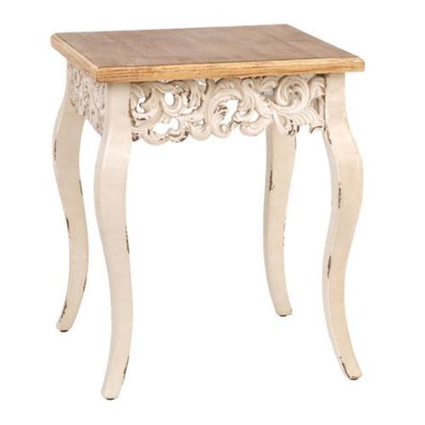 Ivory Accent Table | ivory baroque accent table baroque tables and accent tables